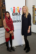 Amsterdam 23-11-2015<br /> <br /> <br /> Princess Mabel of the Foundation &quot;Girls no Brides&quot; attended the movie &quot; SONITA&quot;  at IDFA Filmfestival. Princess mabel together with Afghan Hip Hop artist SONITA.<br /> <br /> <br /> Royalportraits Europe-Bernard Ruebsamen