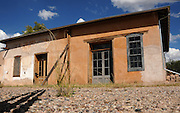 Fairbank, Arizona, USA, is a ghost town and historic site along the San Pedro River in Cochise County.