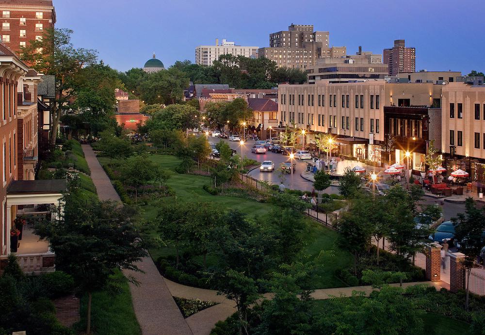 client: Explore St. Louis, Central West End