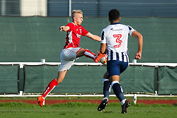 Ricardo Rees of Bristol City U23 - Rogan Thomson/JMP - 31/10/2016 - FOOTBALL - SGS Wise Campus - Bristol, England - Bristol City U23 v Millwall U23 - U23 Professional Development League 2 (South Division).