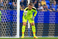 Thomas Heaton of Burnley organises the wall - Mandatory by-line: Matt McNulty/JMP - 26/07/2016 - FOOTBALL - Macron Stadium - Bolton, England - Bolton Wanderers v Burnley - Pre-season friendly