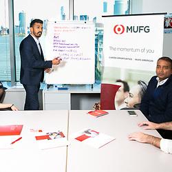 MUFG Recruitment Project 2018 - NJ