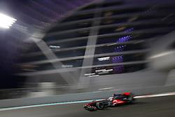 Motorsports / Formula 1: World Championship 2010, GP of Abu Dhabi, 01 Jenson Button (GBR, Vodafone McLaren Mercedes),