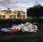 Derelict motel near Disneyworld. Orlando.