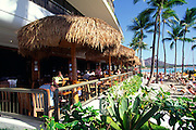 Duke's Restaurant, Waikiki, Oahu, Hawaii<br />