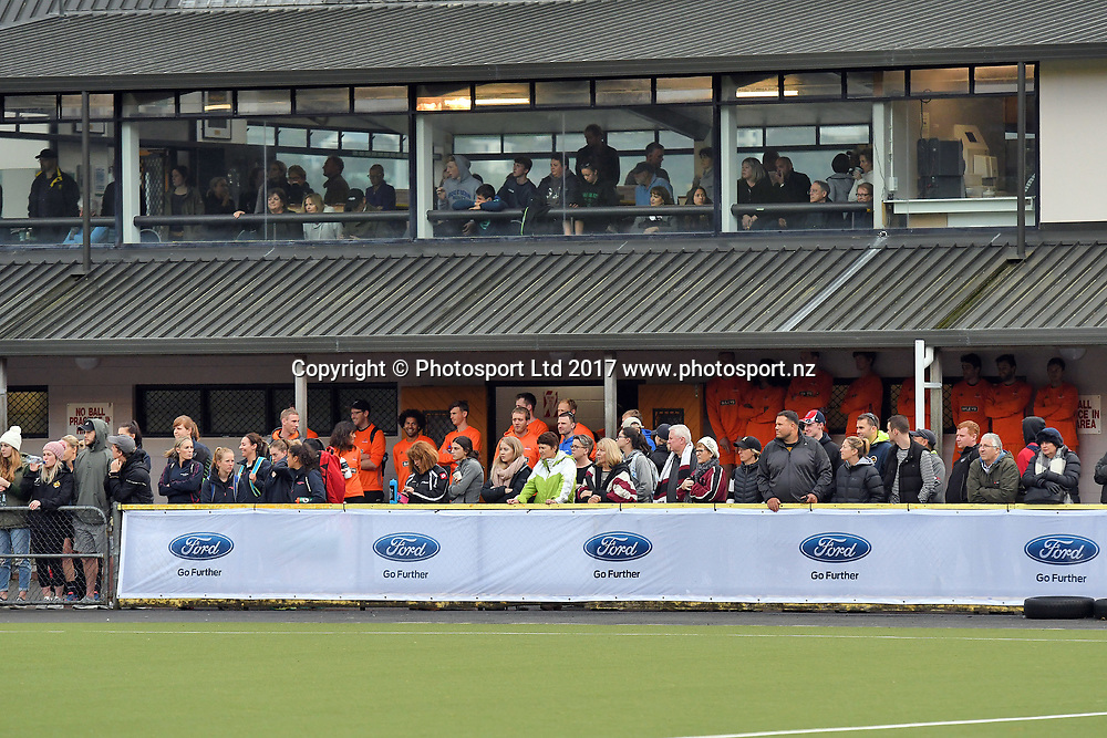 General View of the National Hockey Stadium during the Men's NHL match between Capital vs North Harbour, National Hockey Stadium, Saturday 16th September 2017. Copyright Photo: Raghavan Venugopal / © www.Photosport.nz 2017