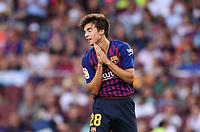 FUSSBALL  INTERNATIONAL   SAISON 2018/2019   15.08.2018 Joan Gamper Cup 2018 FC Barcelona - Boca Juniors Riqui Puig Ricard Marti (Barca)