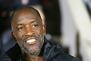 Southend Manager Chris Powell during the EFL Sky Bet League 1 match between Burton Albion and Southend United at the Pirelli Stadium, Burton upon Trent, England on 2 October 2018.