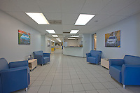 Photography of Owings Mills Maryland Mercedes Benz dealership R & H Mecedes by Jeffrey Sauers of Commercial Photographics