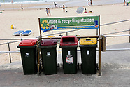 Signs and Bins