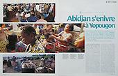 Yopougon Ivory Coast Africa Le Monde 2 FR