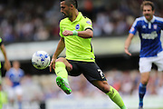 Brighton central midfielder, Beram Kayal breaks forward during the Sky Bet Championship match between Ipswich Town and Brighton and Hove Albion at Portman Road, Ipswich, England on 29 August 2015.