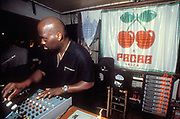 DJ Frankie Knuckles at Pacha, Ministry of Sound, Ibiza 1998