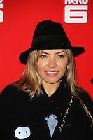 Elen Rivas, Big Hero 6 3D - Gala Film Screening, Odeon Leicester Square, London UK, 18 January 2015, Photo By Brett D. Cove