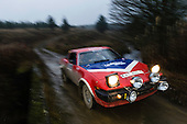 RAC rally & TR7