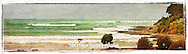 winter swell at Lorne Point<br /> (limited edition of 20)<br /> 1.7M x 50cm