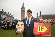 Oxfam campaigner Katy Wright joins Enough Food IF campaigners gather in Westminster to call on Osborne to keep promises to the world's poorest.