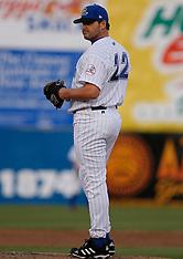 May 23, 2007: Roger Clemens Trenton Thunder Rehab