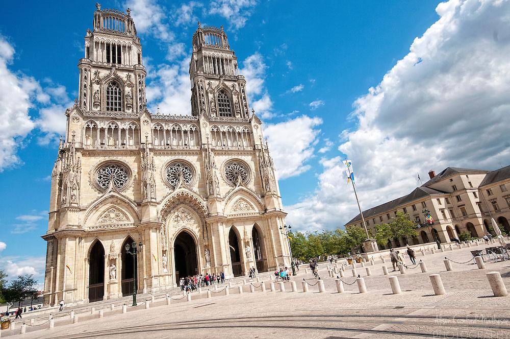 Orleans, Centre-Val-Loire, France