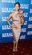 Misty Copeland attends the Alvin Ailey American Dance Theater opening night Gala at City Center in New York City, New York on December 04, 2013.