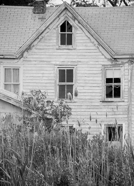 House on Smith Island, Maryland