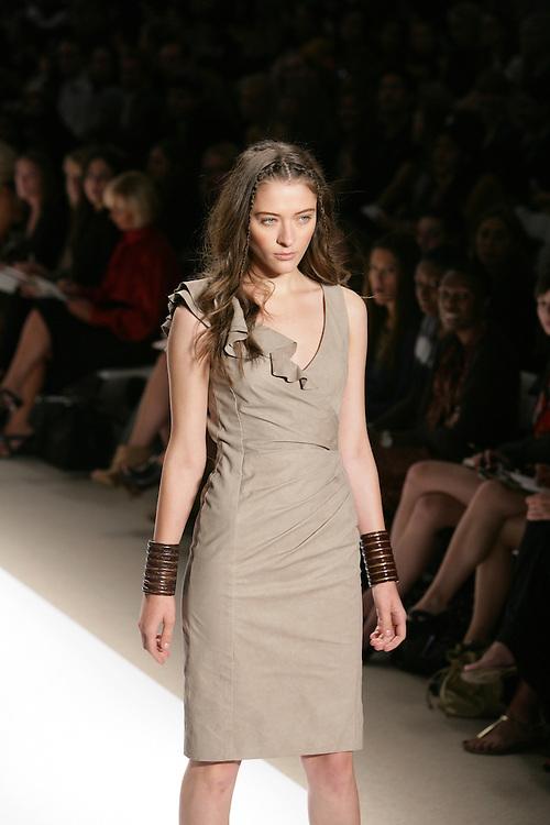 Nanette Lepore<br /> Spring/Summer 2009 Collection<br /> Mercedes-Benz Fashion Week<br /> New York, NY Sept 2008