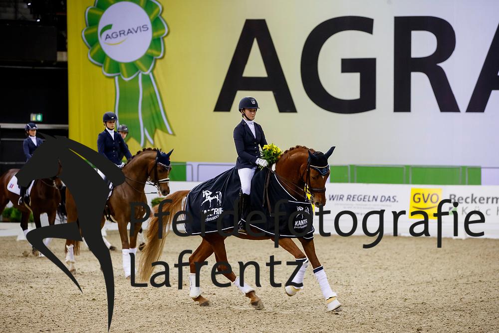 Niederdorf, Ida Luise (GER) Dressman<br /> Oldenburg - AGRAVIS Cup 2017<br /> © www.sportfotos-lafrentz.de/Stefan Lafrentz