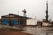 Iconic Gdansk shipyard (note: Not Remontowa)<br /> <br /> Gdansk and Remontowa Shipyards