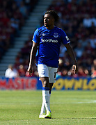 Alex Iwobi (17) of Everton during the Premier League match between Bournemouth and Everton at the Vitality Stadium, Bournemouth, England on 15 September 2019.