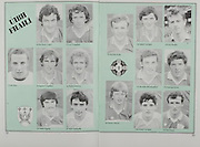 All Ireland Senior Hurling Championship Final,.Galway Vs Offaly,Offaly 2-11, Galway 1-12,.01.09.1985, 09.01.1985, 1st September 1985,.01091985AISHCF..Offaly, Pat Fleury captain, Ger Coughlan, Jim Troy, Eugene Coughlan, Paddy Delaney, Aidan Fogarty, Tom Conneelly, Joachim Kelly, Mark Corrigan, Joe Dooley, Brendan Bermingham, Padraig Horan, Danny Owens, Paddy Corrigan, Pat Cleary,