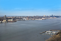 View from 200 Riverside Boulevard