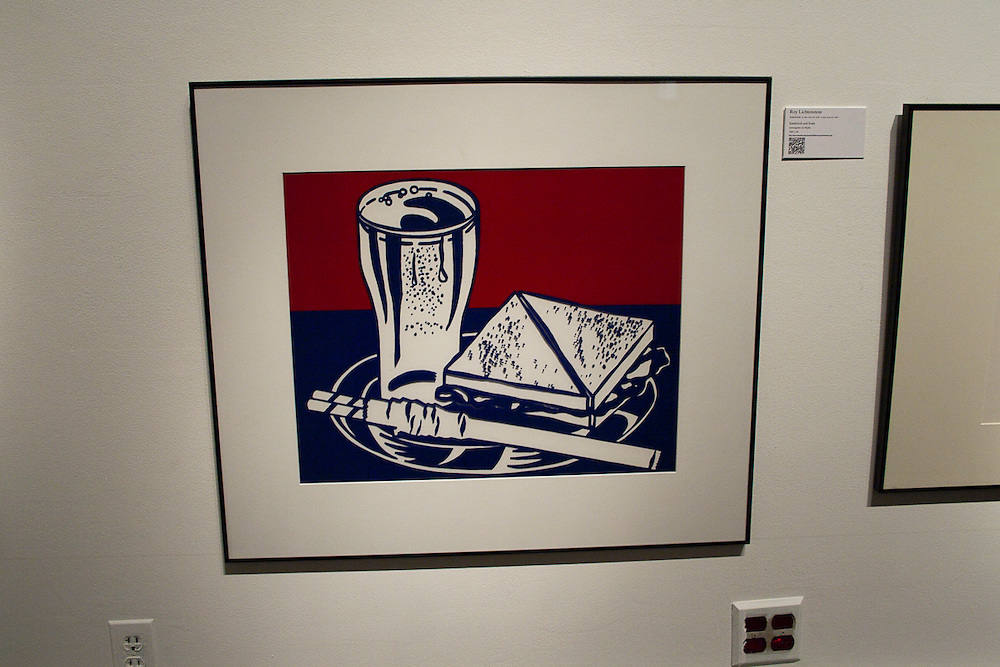 Roy Lichtenstein    <br />