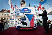 Rally Bohemia 2012 - Mladá Boleslav (CZ)
