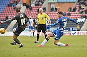 Wigan Athletic v Bury 270216