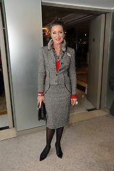 LORRAINE CHASE at the Lady Taverners Tribute Lunch in honour of Nicholas Parsons held at The Dorchester, Park Lane, London on 20th November 2009.