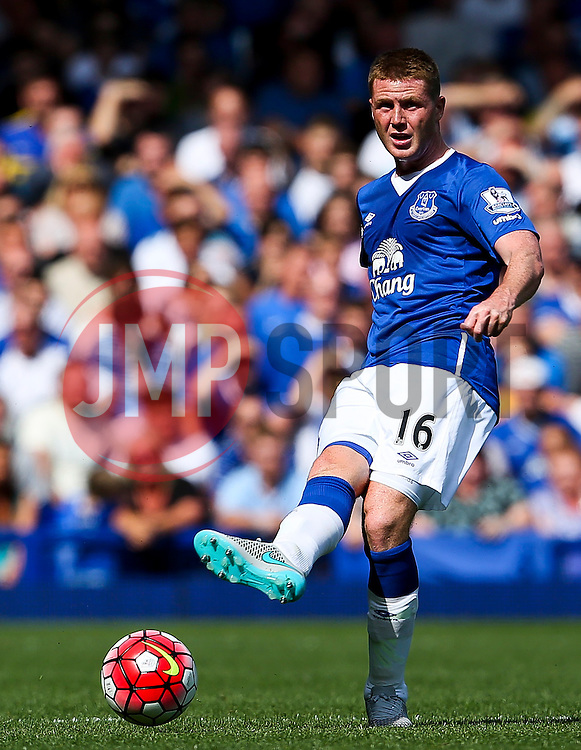 Everton's James McCarthy  - Mandatory byline: Matt McNulty/JMP - 07966386802 - 08/08/2015 - FOOTBALL - Goodison Park -Liverpool,England - Everton v Watford - Barclays Premier League