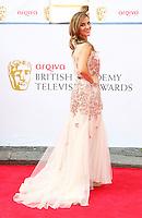 Amanda Byram, Arqiva British Academy Television Awards - BAFTA, Theatre Royal Drury Lane, London UK, 18 May 2014, Photo by Richard Goldschmidt