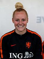 International Women's Friendly Matchs 2019 / <br /> Womens's Algarve Cup Tournament 2019 - <br /> Spain v Netherlands 2-0 ( Municipal Da Bela Vista Stadium- Parchal,Portugal ) - <br /> Danique Kerkdijk of Netherlands