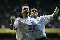 Photo: Marc Atkins.<br /> Tottenham Hotspur v Bolton Wanderers. The Barclays Premiership. 25/02/2007.