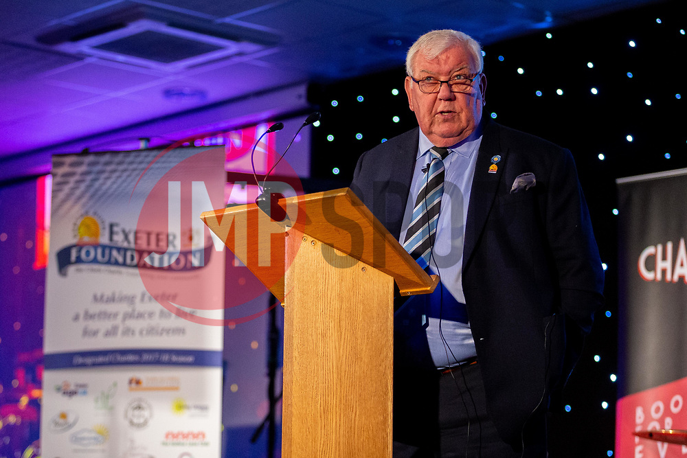 Tony Rowe OBE - Ryan Hiscott/JMP - 06/08/2018 - RUGBY - Sandy Park - Exeter, England - Exeter Chiefs Season Launch Dinner