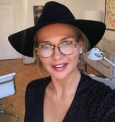 """Veronica Ferres releases a photo on Instagram with the following caption: """"Bei diesem Regenwetter kann man sich ja nur mit einem Hut vor die T\u00fcr trauen. Finde ich praktischer \u2013 und vor allen Dingen schicker als einen Regenschirm. Ich finde ja, dass H\u00fcte ein absolutes Must-Have sind \u2013 auch f\u00fcr Frauen und in jeden Kleiderschrank geh\u00f6ren. Wer von euch tr\u00e4gt auch gerne H\u00fcte? Kommentiert mit einem \ud83d\udc52\nPs: Ich besitze so um die 10 H\u00fcte... \ud83d\udc52\ud83d\ude4c\ud83d\ude01\n.\n.\n#fashionable #wiw #hut #autumnfashion #monday #mondayevening"""". Photo Credit: Instagram *** No USA Distribution *** For Editorial Use Only *** Not to be Published in Books or Photo Books ***  Please note: Fees charged by the agency are for the agency's services only, and do not, nor are they intended to, convey to the user any ownership of Copyright or License in the material. The agency does not claim any ownership including but not limited to Copyright or License in the attached material. By publishing this material you expressly agree to indemnify and to hold the agency and its directors, shareholders and employees harmless from any loss, claims, damages, demands, expenses (including legal fees), or any causes of action or allegation against the agency arising out of or connected in any way with publication of the material."""