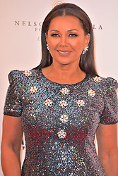 © Licensed to London News Pictures. 24/04/2018. London, UK. VANESSA WILLIAMS attends The Global Gift Foundation Nelson Mandela Centenary Dinner at Rosewood London. Photo credit: Ray Tang/LNP
