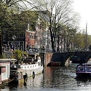 April 11, 2016 - 17:28<br /> The Netherlands, Amsterdam - Korte Prinsengracht