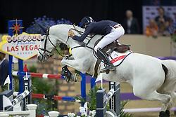 Allen Bertram, (IRL), Molly Malone V <br />  Longines FEI World Cup™ Jumping Final Las Vegas 2015<br />  © Hippo Foto - Dirk Caremans<br /> Final III round 2 - 19/04/15