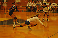 Oxford vs. Lewisburg in high school girls volleyball in Oxford, Miss. on Thursday, August 23, 2012. Lewisburg won.
