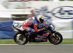 ROBERT ULM AUT DUCATI,  World Superbike Championship Donington Park 14th May 2000