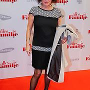 NLD/Amsterdam/20121119 - Premiere Alles is Familie, Linda van Dijck