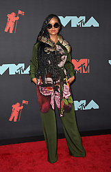 August 26, 2019, New York, New York, United States: H.E.R. arriving at the 2019 MTV Video Music Awards at the Prudential Center on August 26, 2019 in Newark, New Jersey  (Credit Image: © Kristin Callahan/Ace Pictures via ZUMA Press)
