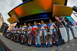2017 Tour de France Presentation, Düsseldorf, Germany, 29 June 2017. Photo by Thomas van Bracht / PelotonPhotos.com | All photos usage must carry mandatory copyright credit (Peloton Photos | Thomas van Bracht)