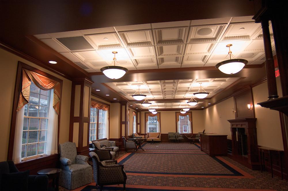 New Baker Center Interior Shots/students